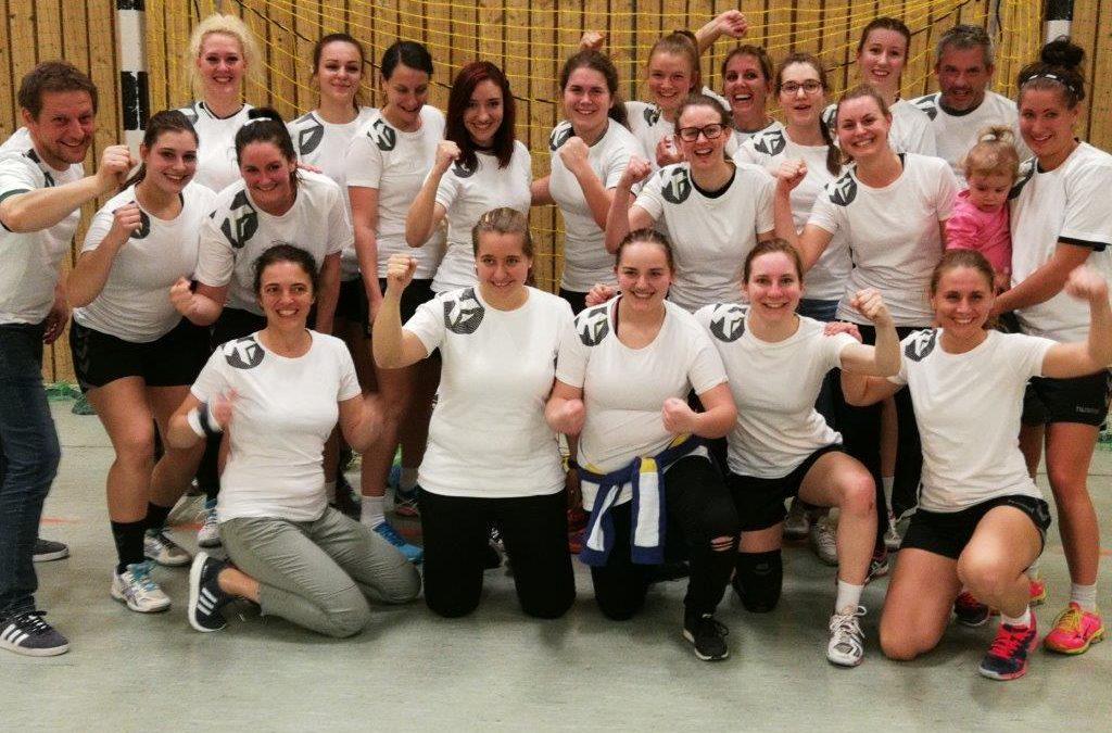 Handballdamen des TuS Traunreut rocken die Bezirksliga