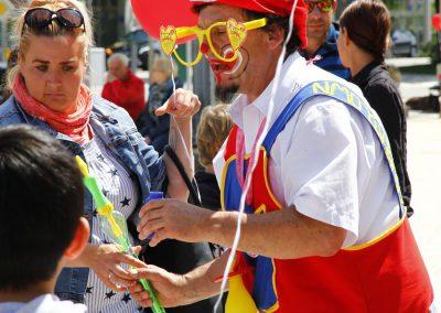 1. Maifest der DGB14