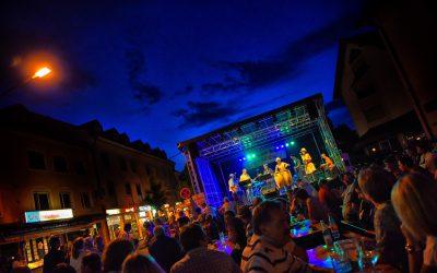 Stadtfest Traunreut am 13. Juli