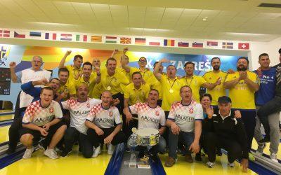 Champions League und Weltpokal Sieger KK Zaprešić am 31.  August zu Gast in Traunreut