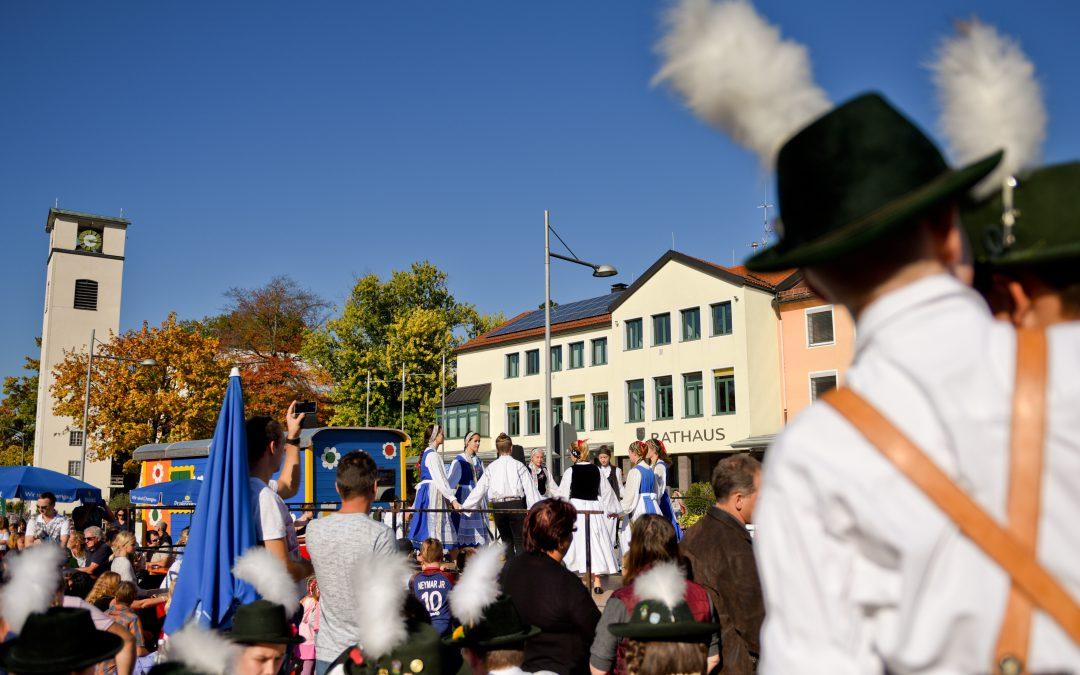 4. Familienherbstfest auf dem Traunreuter Rathausplatz: Buntes Programm bei freiem Eintritt