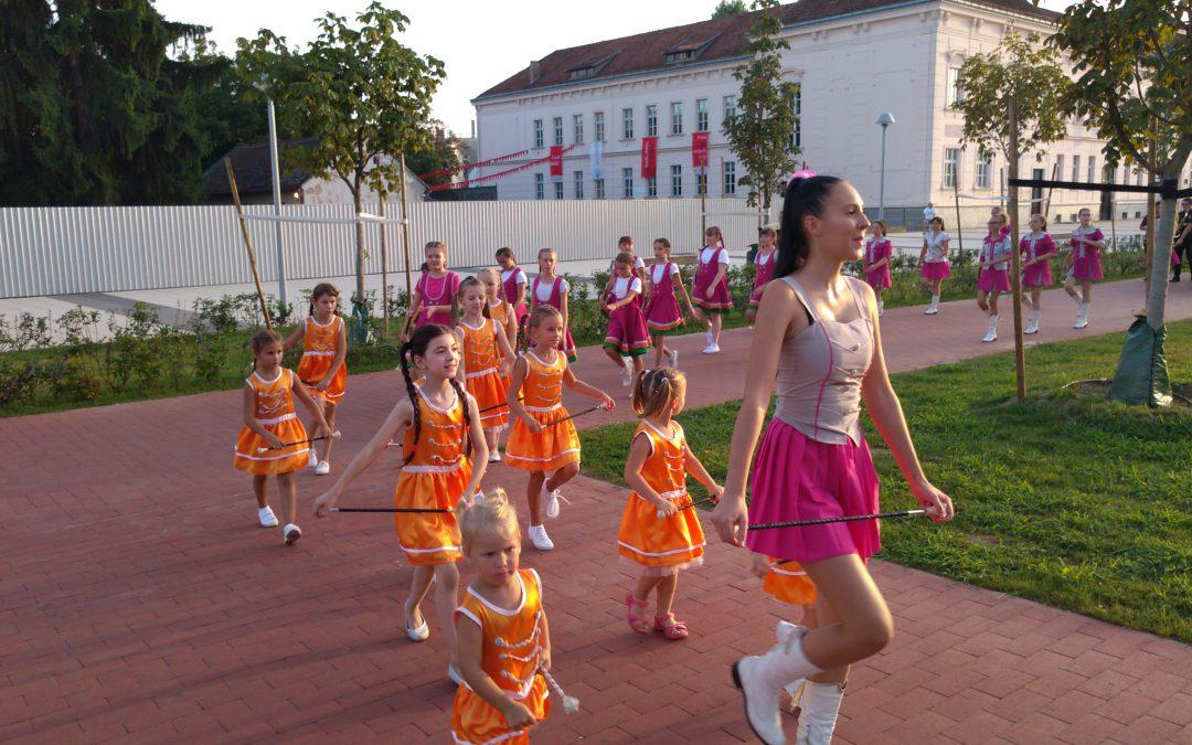 Festveranstaltung mit Bürgerehrungen in Virovitica
