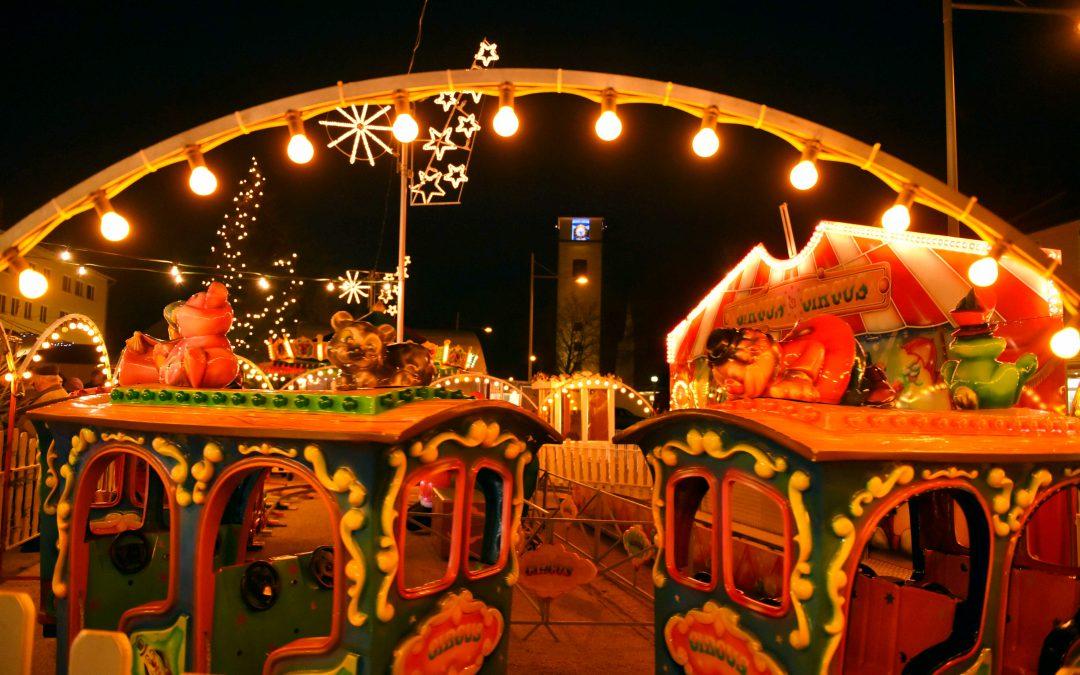 Traunreuter Weihnachtsmärkte im Advent