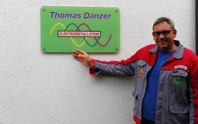 25 Jahre Elektroinstallation Thomas Danzer in Traunreut