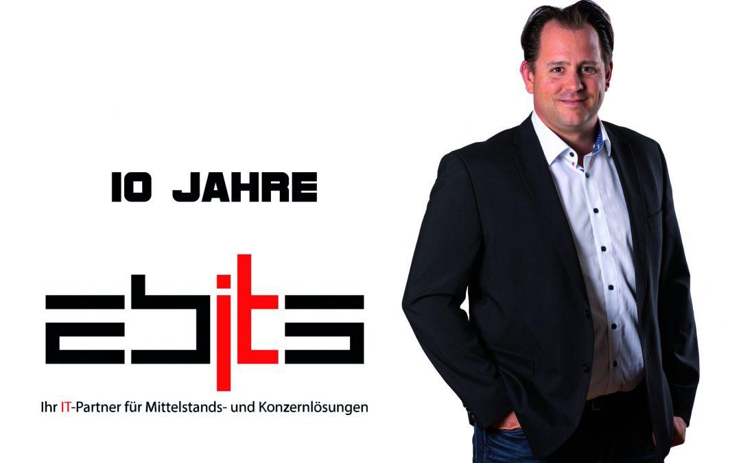 Traunreuter Unternehmen zbits GmbH feiert 10-jähriges Jubiläum