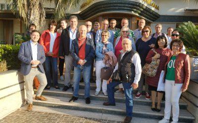 Stadtratsausflug nach Nettuno