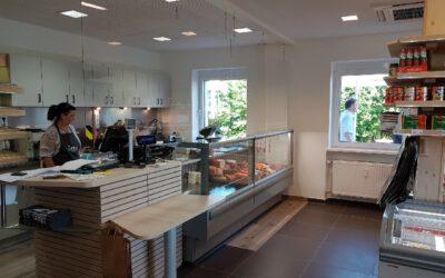 Dorfladen Traunwalchen seit 25. Juni offen