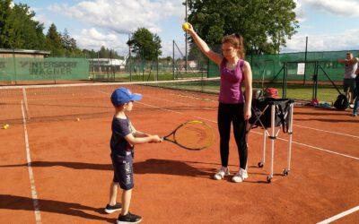 Tennisabteilung des TuS Traunreut bietet ein neues Online-Buchungssystem an