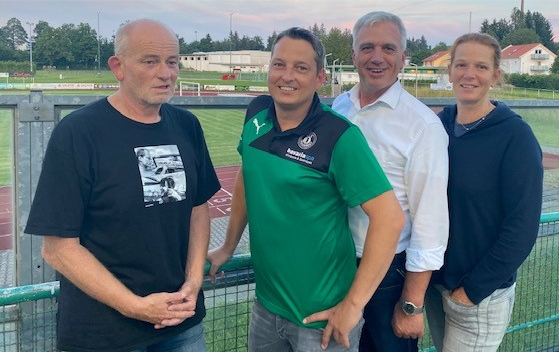 TuS Handballer mit neuer Führungsmannschaft