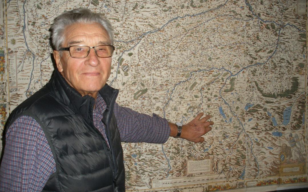 70 JAHRE TRAUNREUT  – INTERVIEW: Fritz Bantscheff ÜBER TRAUNREUT