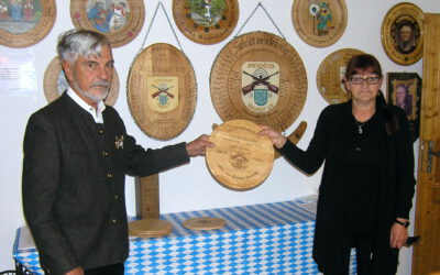 Anfangs- und Königsschießen der SSG Traunreut