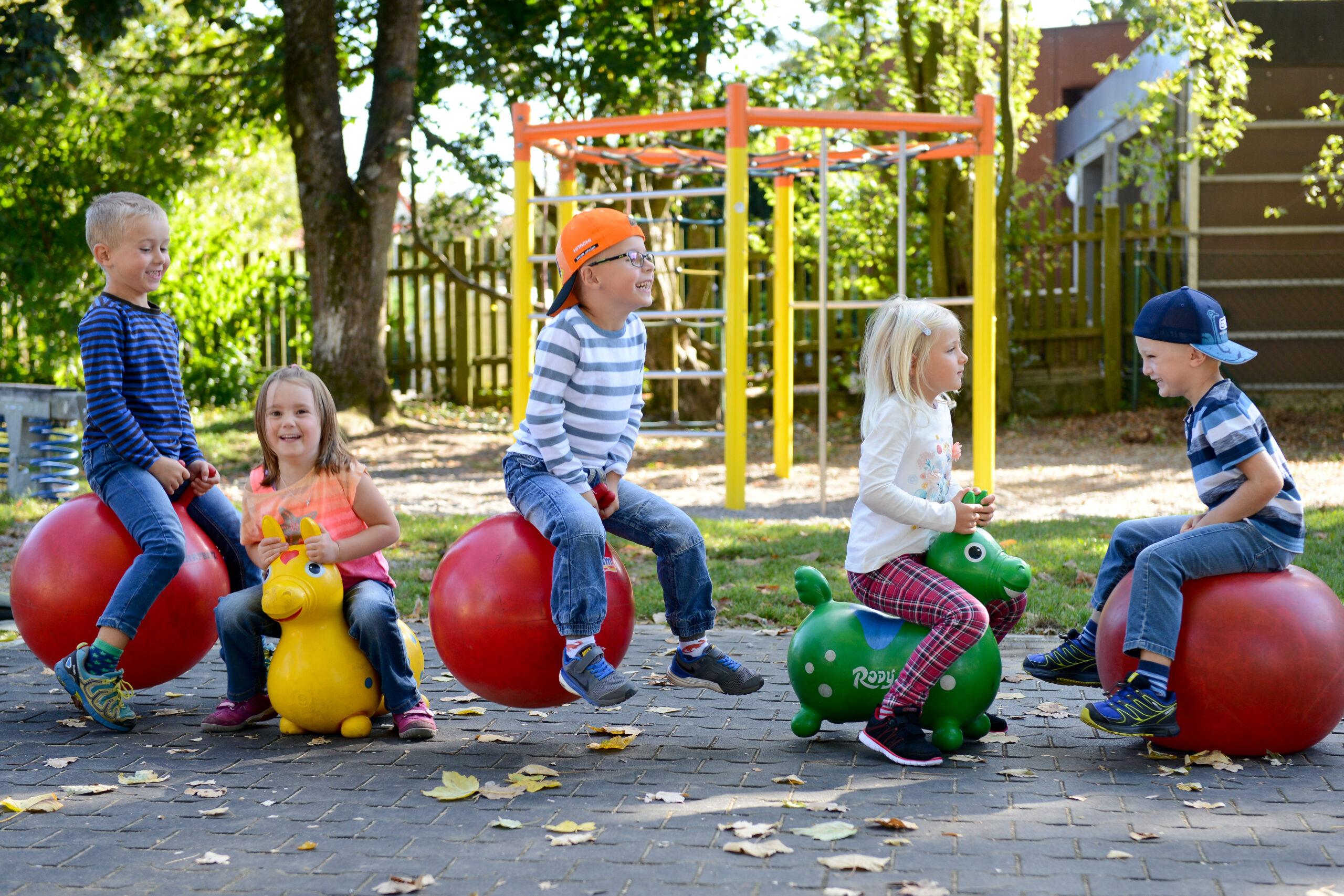 Umsetzung Beitragsersatz für die Kindertagesstätten in Traunreut