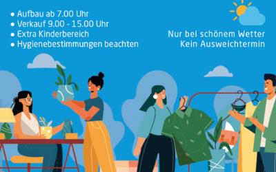 """""""Flohmarktgehn in Traunreut"""" am 13. Juni"""