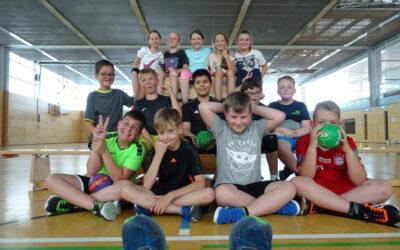 Die Handballabteilung des TuS Traunreut startet durch